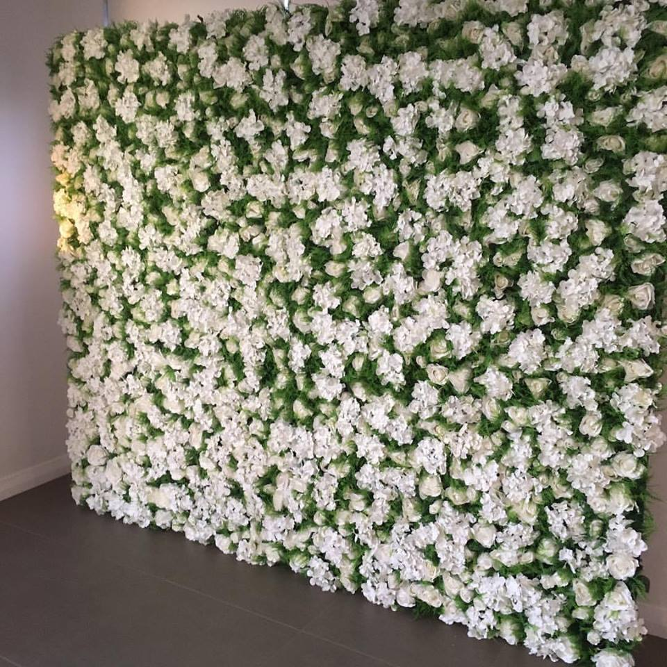 Flower Wall Flower Wall Co Flower Wall Hire Sydney